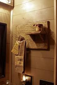 Country Bathroom Decor Country Primitive Bathroom Decor Primitives Pinterest