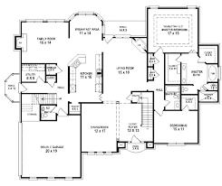 small 4 bedroom floor plans simple four bedroom house plans dronesbyzagora com
