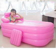 si e pour baignoire adulte baignoire gonflable se pliante de baquet de maison de baquet