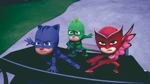 pj masks toys games 2017
