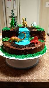 Birthday Cake Decoration Ideas At Home by Best 25 Dinosaur Birthday Cakes Ideas On Pinterest Dinosaur
