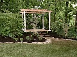 Garden Pergolas Ideas Pergola Plans And Design Ideas How To Build A Pergola Diy