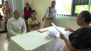 wedding registrations tongan wedding registrations
