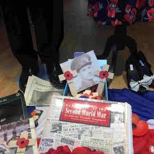 Remembrance Items Remembrance Display In Highcliffe Makes A True Impact Salvation