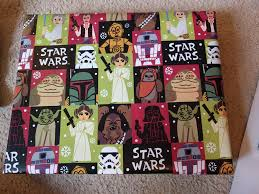 wars wrapping paper wars wrapping paper starwars