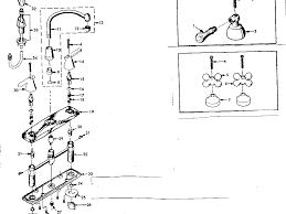 Moen Single Handle Kitchen Faucet Parts Diagram Sink U0026 Faucet Moen Single Handle Kitchen Faucet Moen Kitchen