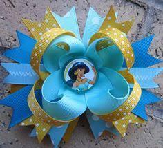 custom hair bows arco pelo de sofía cabello princesa disney de por jaybeepepper