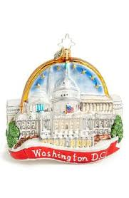 america the beautiful painted ornament items