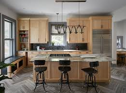 light oak kitchen cabinets modern 75 beautiful kitchen with light wood cabinets pictures