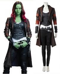 gamora costume high quality guardian of the galaxy vol 2 gamora costume