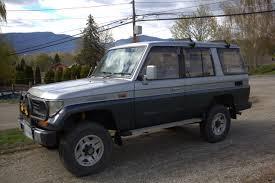 for sale 1991 toyota land cruiser prado ex diesel right hand