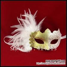 masquerade masks wholesale free shipping hot masquerade mask in white and gold