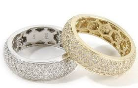 different types of wedding rings different types of wedding rings
