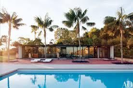 a malibu hills home is transformed into a modernist lover u0027s dream