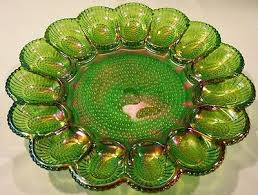 glass deviled egg plate how many do you deviled egg plates leslie tarabella