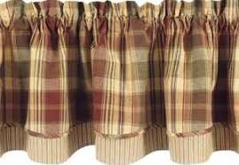Primitive Kitchen Curtains Style Curtains