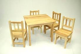 wooden set wooden toddler chair modern table and chair set is the