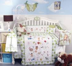 Soho Crib Bedding Set Soho A Z Alphabet Baby Boy Crib Nursery Bedding Set 14 Pcs With