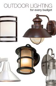 118 best outdoor lighting ideas for decks porches patios and