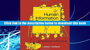 Dsm 5 Desk Reference Ebook by Popular Book Human Information Processing Introduction To