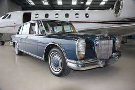 for sale mercedes 1971 mercedes 600 swb