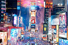 times square new years hotel packages new york city travel new york city events