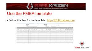 failure mode u0026 effect analysis fmea ppt video online download