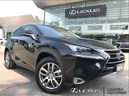 lexus certified pre owned canada used 2016 lexus nx 200t for sale markham on