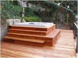 backyards splendid 13 best images about tub ideas on