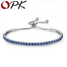 birthstone bracelet for online get cheap silver birthstone bracelet aliexpress