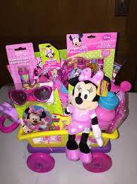 minnie mouse easter basket ideas minnie mouse gift basket to place an order visit my fb