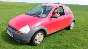 sa conduci o masina ford ka rosie din 97 motor 1 3 benzinar