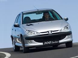 peugeot made in peugeot 206 sedan 2006 picture 3 of 11