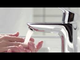 Hansgrohe Bath Faucet Hansgrohe Logis Single Hole Bathroom Faucet Youtube