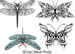 eps vectors of henna tattoo tribal dragon vector henna tattoo