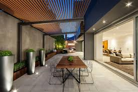 small courtyard designs patio contemporary with swan chairs aluminum pergola patio contemporary with concrete garden wall