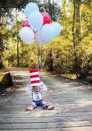 dr seuss 1st birthday dr seuss baby boy 1st birthday top hat cat in the hat