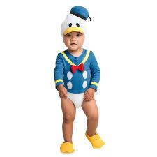 donald costume donald duck costume bodysuit for baby shopdisney