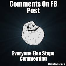 Like Your Own Post Meme - comments on fb post create your own meme