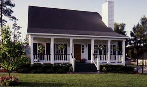 covered front porch plans blacksburg country cottage home plan house plans more home