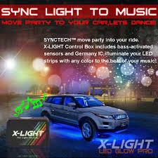aliexpress com buy 4pcs x light led 16 color car truck underglow
