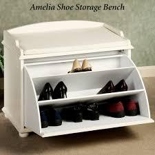 Shoe Cabinet Plans Bench Hidden Storage Shoe Bench Best Shoe Storage Ideas For