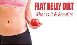 what is flat belly diet u0026 what are its benefits health beckon