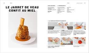 livre technique cuisine professionnel amazon fr cuisine leçons en pas à pas guillaume gomez jean