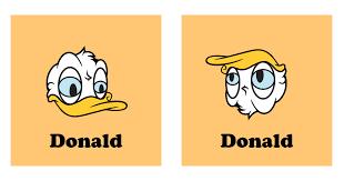 donald trump donald duck