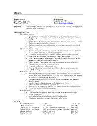 resume objective statement exles receptionist mesmerizing health informatics resume objectives for yourdical