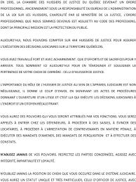 chambre des huissiers 93 discours cérémonie assermentation des nouveaux huissiers janvier pdf