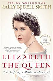 queen elizabeth ii beams after winning a a 98 voucher from elizabeth the queen the life of a modern monarch sally bedell