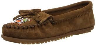 womens suede boots size 12 minnetonka kilty suede moc 102 womens mocassins s shoes