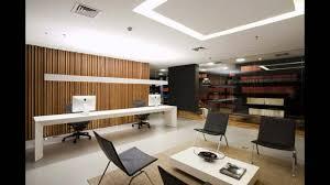 Modern Home Office Home Design Ideas - Modern home office design